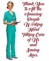 Su pasauline medicinos darbuotojų diena!